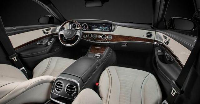 2015 M-Benz S-Class S400 Hybrid L  第7張相片