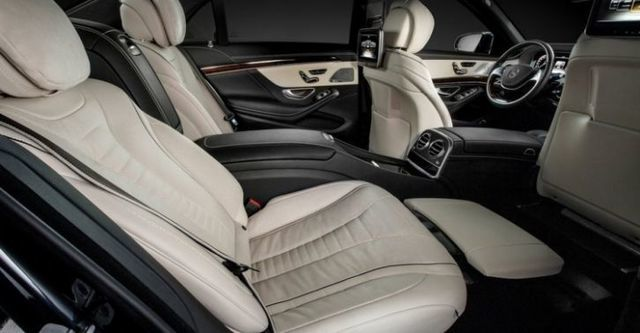 2015 M-Benz S-Class S400 Hybrid L  第10張相片
