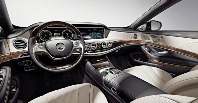 2015 M-Benz S-Class S600 Maybach  第6張相片