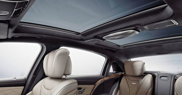 2015 M-Benz S-Class S600 Maybach  第7張相片