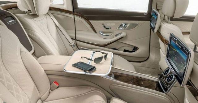2015 M-Benz S-Class S600 Maybach  第9張相片