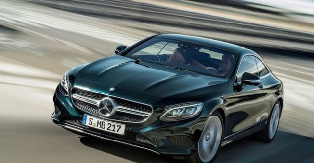 2015 M-Benz S-Class Coupe S500  第1張相片
