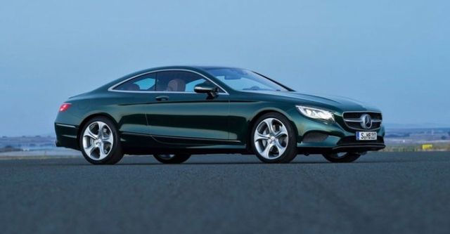 2015 M-Benz S-Class Coupe S500  第2張相片