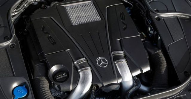 2015 M-Benz S-Class Coupe S500  第5張相片