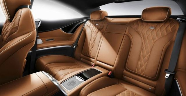 2015 M-Benz S-Class Coupe S500  第6張相片