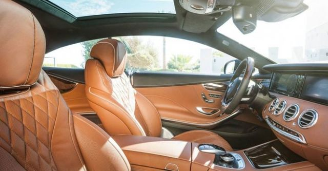 2015 M-Benz S-Class Coupe S500  第8張相片