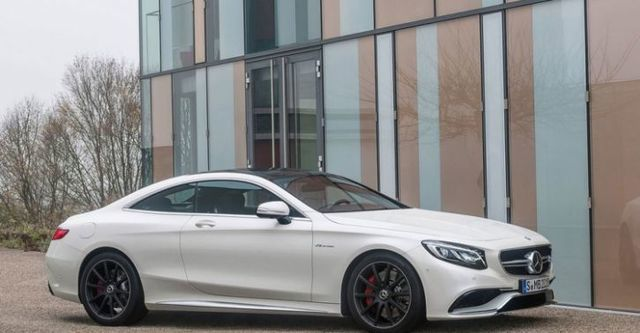 2015 M-Benz S-Class Coupe S63 AMG 4MATIC  第2張相片