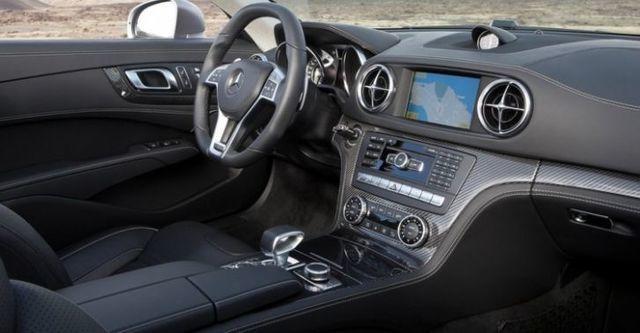 2015 M-Benz SL-Class SL63 AMG  第8張相片
