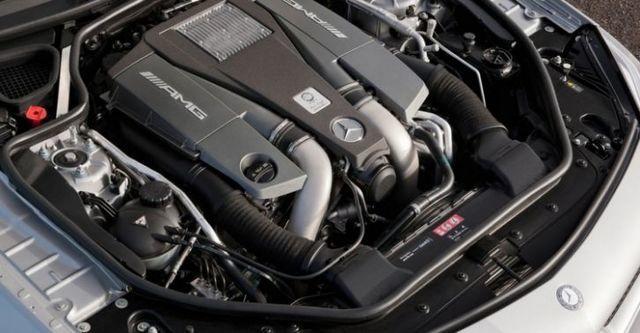 2015 M-Benz SL-Class SL63 AMG  第10張相片