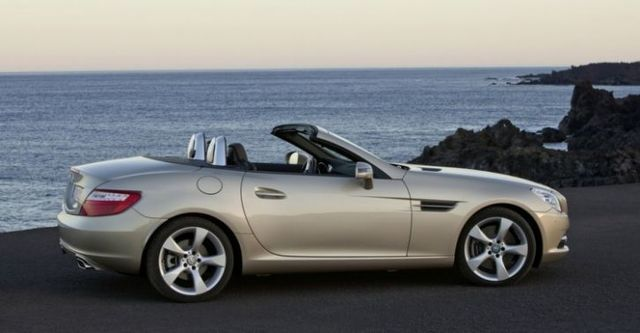 2015 M-Benz SLK-Class SLK200 BlueEFFICIENCY豪華版  第2張相片