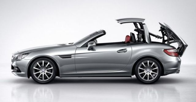 2015 M-Benz SLK-Class SLK200 BlueEFFICIENCY豪華版  第4張相片