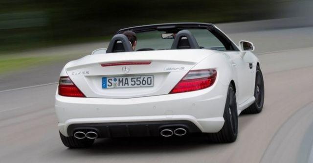 2015 M-Benz SLK-Class SLK55 AMG  第5張相片