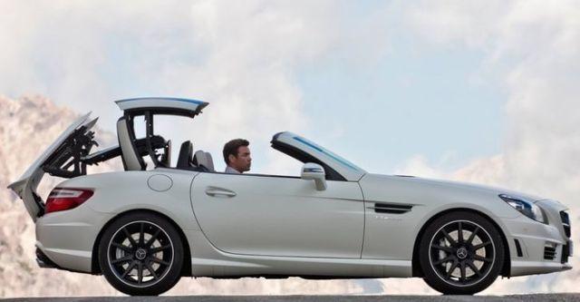 2015 M-Benz SLK-Class SLK55 AMG  第7張相片