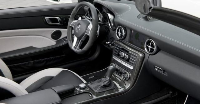 2015 M-Benz SLK-Class SLK55 AMG  第8張相片