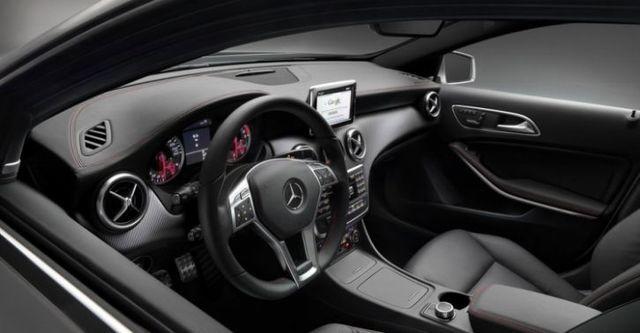 2014 M-Benz A-Class A200 CDI  第9張相片