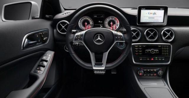 2014 M-Benz A-Class A200 CDI  第10張相片
