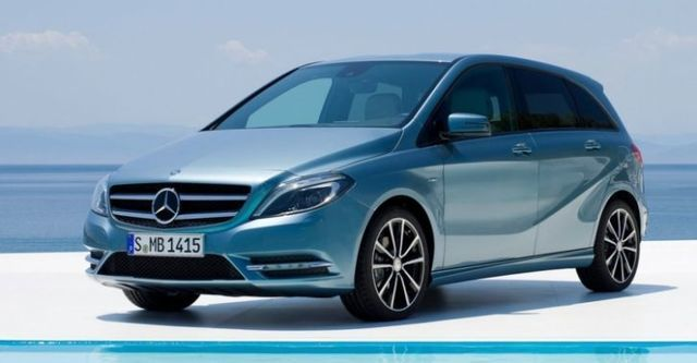 2014 M-Benz B-Class B180 BlueEFFICIENCY  第1張相片