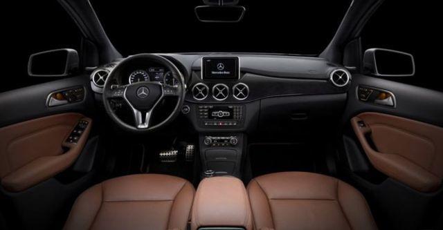 2014 M-Benz B-Class B200 CDI BlueEFFICIENCY  第5張相片