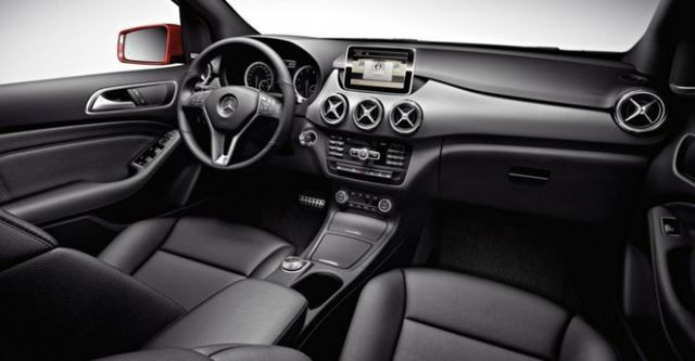 2014 M-Benz B-Class B200 CDI BlueEFFICIENCY  第6張相片