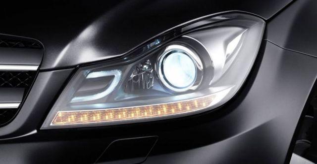 2014 M-Benz C-Class Coupe C180 BlueEFFICIENCY  第5張相片