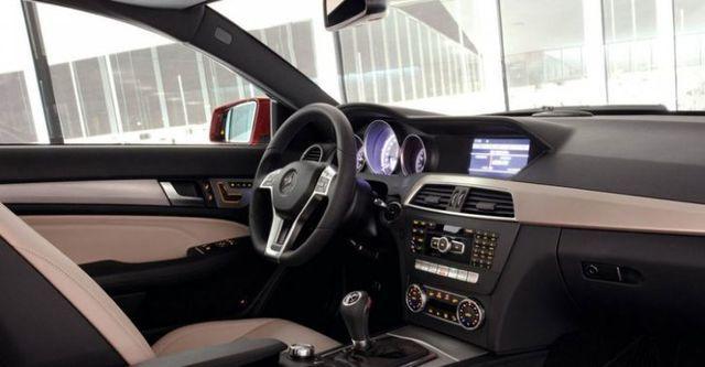 2014 M-Benz C-Class Coupe C180 BlueEFFICIENCY  第10張相片