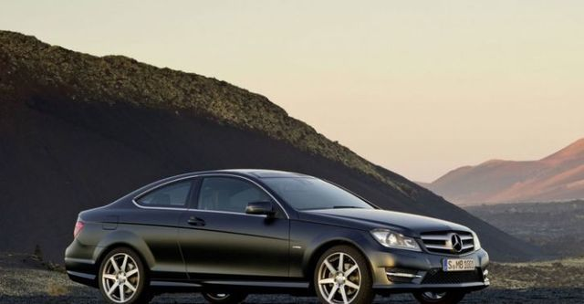 2014 M-Benz C-Class Coupe C250 BlueEFFICIENCY  第2張相片