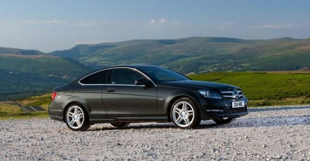 2014 M-Benz C-Class Coupe C250 BlueEFFICIENCY  第4張相片