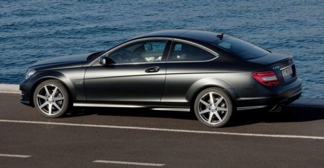 2014 M-Benz C-Class Coupe C250 BlueEFFICIENCY  第5張相片
