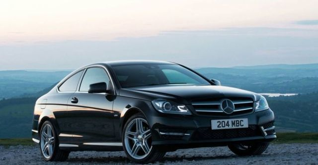 2014 M-Benz C-Class Coupe C250 BlueEFFICIENCY  第6張相片