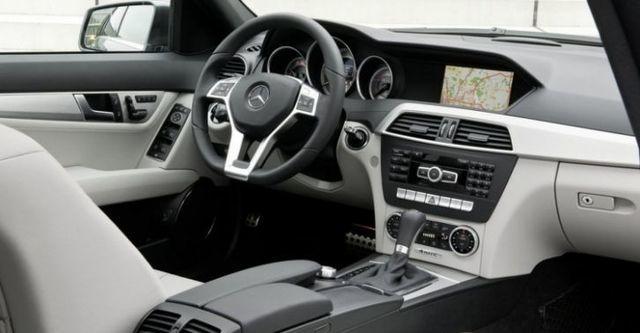 2014 M-Benz C-Class Estate C220 CDI BlueEFFICIENCY Classic  第5張相片