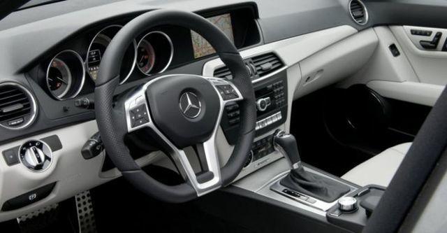 2014 M-Benz C-Class Estate C220 CDI BlueEFFICIENCY Classic  第6張相片