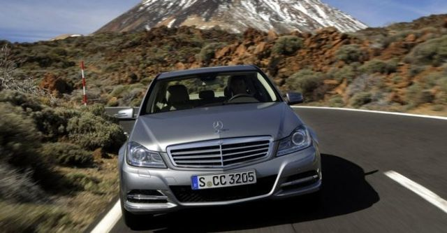 2014 M-Benz C-Class Sedan C180 BlueEFFICIENCY Classic  第1張相片