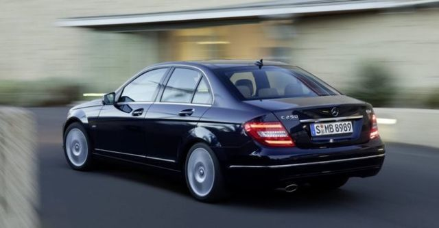 2014 M-Benz C-Class Sedan C200 BlueEFFICIENCY Avantgarde  第3張相片