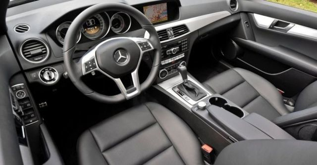 2014 M-Benz C-Class Sedan C200 BlueEFFICIENCY Avantgarde  第6張相片
