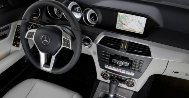 2014 M-Benz C-Class Sedan C200 BlueEFFICIENCY Avantgarde  第7張相片