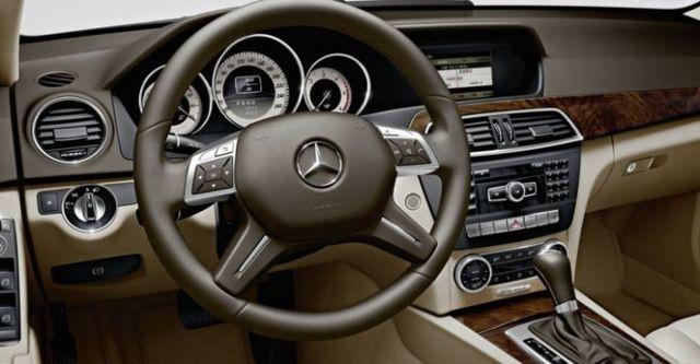 2014 M-Benz C-Class Sedan C200 BlueEFFICIENCY Classic  第6張相片