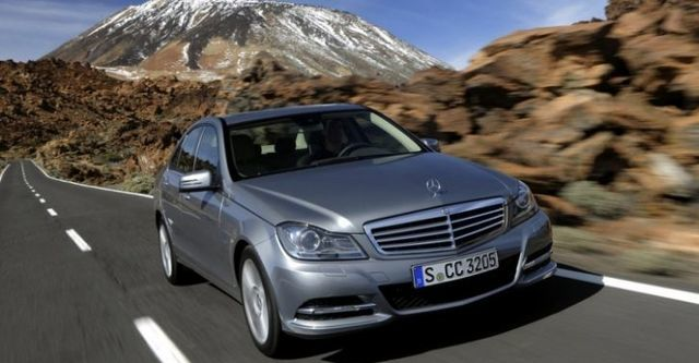 2014 M-Benz C-Class Sedan C200 CDI  BlueEFFICIENCY Classic  第1張相片