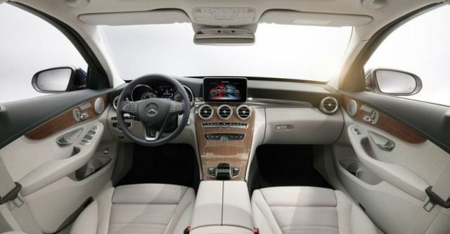 2014 M-Benz C-Class Sedan(NEW) C200 BlueTEC Modern  第6張相片