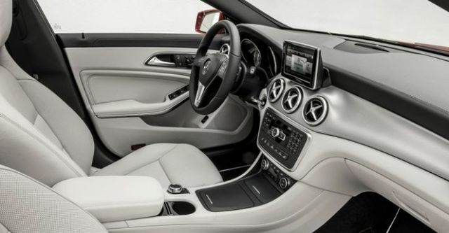 2014 M-Benz CLA-Class CLA200  第8張相片