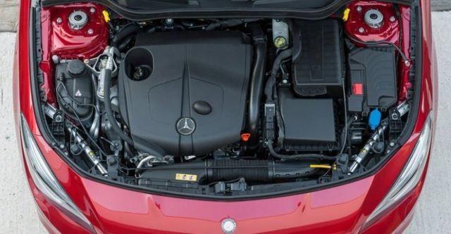 2014 M-Benz CLA-Class CLA220 CDI  第10張相片