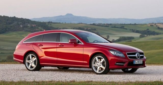 2014 M-Benz CLS Shooting Brake CLS350 BlueEFFICIENCY AMG  第1張相片