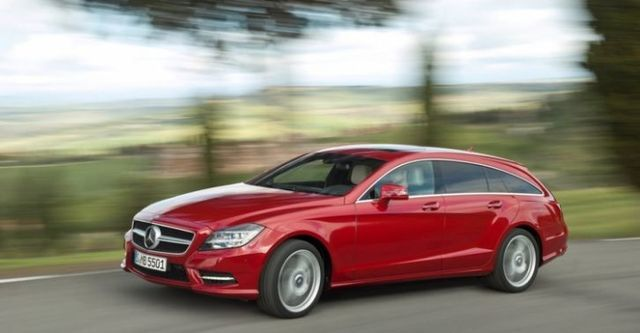 2014 M-Benz CLS Shooting Brake CLS350 BlueEFFICIENCY AMG  第3張相片