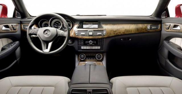 2014 M-Benz CLS-Class CLS350 BlueEFFICIENCY  第7張相片