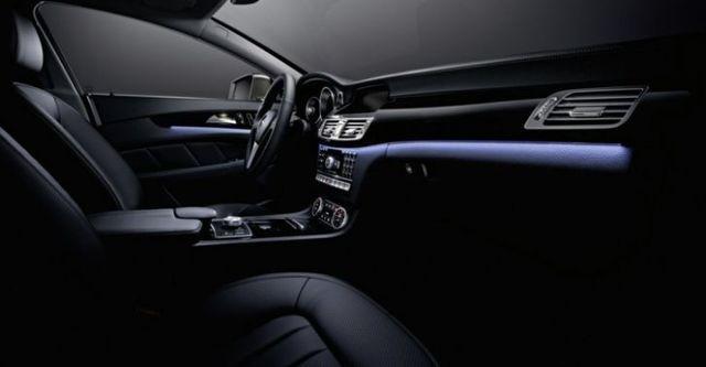 2014 M-Benz CLS-Class CLS350 BlueEFFICIENCY  第10張相片