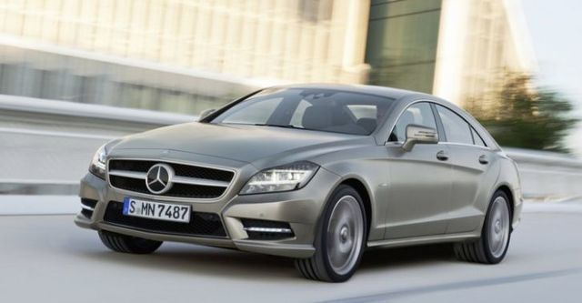 2014 M-Benz CLS-Class CLS350 BlueEFFICIENCY AMG  第1張相片