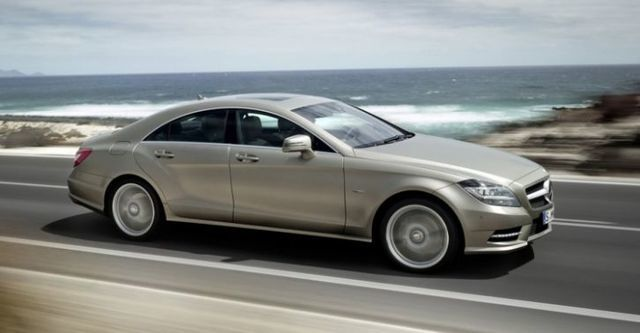 2014 M-Benz CLS-Class CLS350 BlueEFFICIENCY AMG  第2張相片