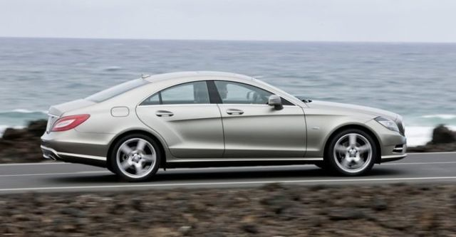 2014 M-Benz CLS-Class CLS350 BlueEFFICIENCY AMG  第3張相片