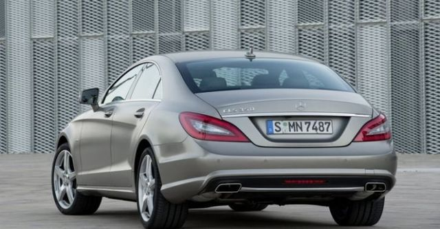 2014 M-Benz CLS-Class CLS350 BlueEFFICIENCY AMG  第4張相片