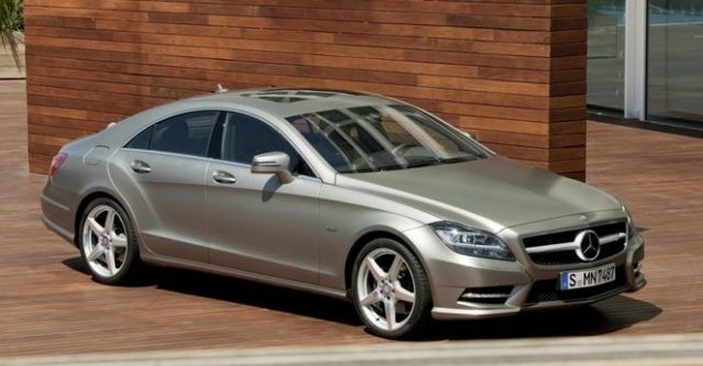 2014 M-Benz CLS-Class CLS350 BlueEFFICIENCY AMG  第5張相片