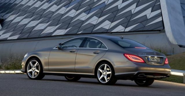 2014 M-Benz CLS-Class CLS350 BlueEFFICIENCY AMG  第6張相片